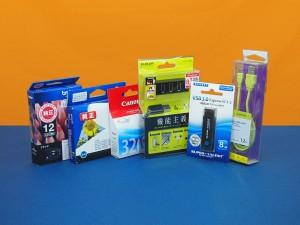OAサプライ・インクカートリッジ・USBメモリ、USBハブ